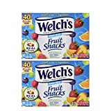 WELCH'S Fruit Punch and Island Snacks