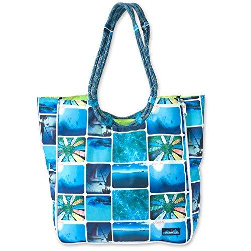KAVU Market Bag, Busy Livin, One Size