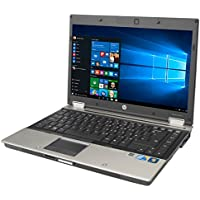 HP Elitebook 8440p Laptop Notebook - Core i5 2.4ghz - 4GB DDR3 - 160GB HDD - DVD - Windows 10 64bit - (Certified Refurbished)