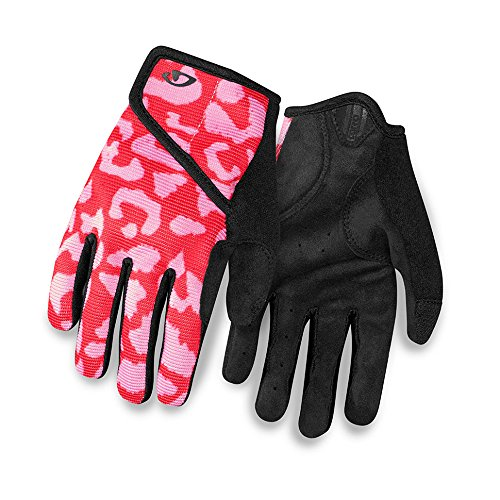 Giro DND Jr. II Gloves - Kids' Pink/Black, S