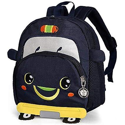 DaoRier Mignon Sac /à Dos Enfants Sac Scolaire Sac d/école Garderie Maternelle Sac Creche Enfant Fille Gar/çons Cartable Scolaire Backpack
