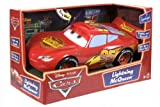 : Disney Pixar CARS Lights & Sounds 14-Inch Lightning McQueen