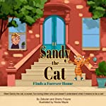 Cat Books Sandy the Cat: Finds a Forever Home