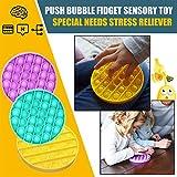 Fishoneion Push pop pop Bubble Sensory Fidget
