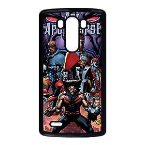 LG G3 Cell Phone Case Black X Men ekou