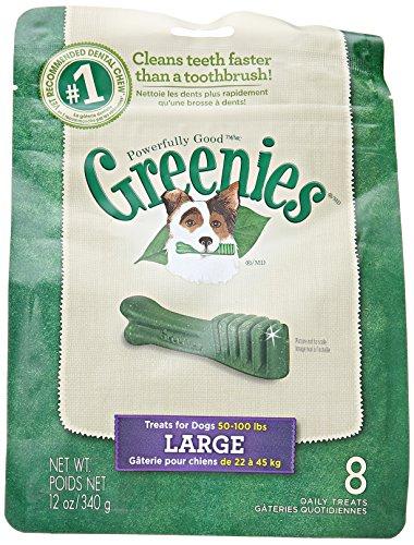 GREENIES Dental Chews Large Treats
