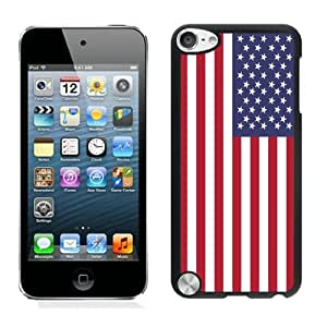 Grace Protective Case American Flag 9 iPod Touch 5 Black Case