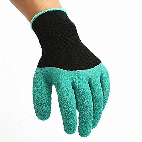 Meanch Gloves001 Handed Garden Genie Gloves with Fingertips Unisex Right Claws Quick by Meanch