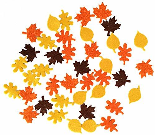 Felt Leaves - 4