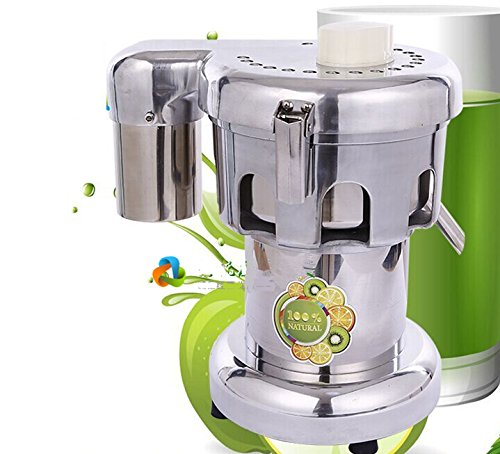 80-100kg/hr Professional stainless steel Commercial Juice Extractor Vegetable Juicer Electric Juice Machine juice squeezer 110V/220V by CGOLDENWALL