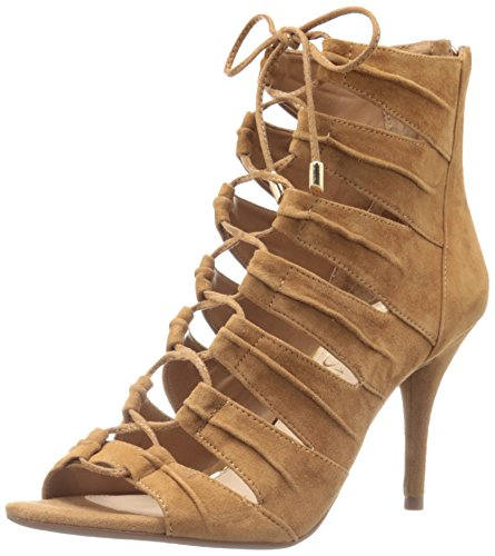 Jessica Simpson Women's Mahiri Dress Pump, Honey Brown, 9.5 M US