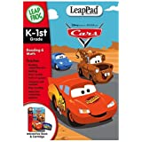 LeapFrog LeapPad Educational Book: Cars