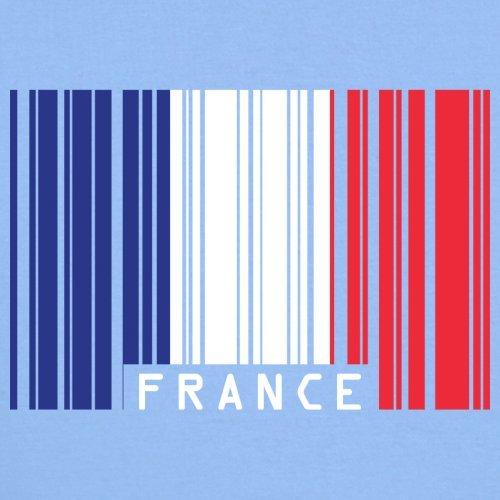 Drapeau Code Barre 0-18 Mois B/éb/é-Body 7 Couleur France//France