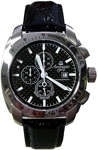 aeromatic1912-watch-Military-pilot-chronograph-A1314