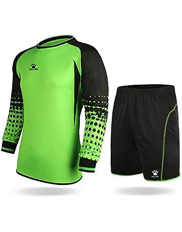 Camisetas de portero de fútbol para niño | Amazon.es