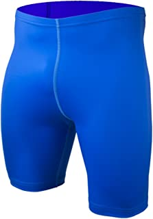 product image for Aero Tech Men's Spandex Workout Shorts Made in USA to Provide Light Compression for Exercise and Muscle Support