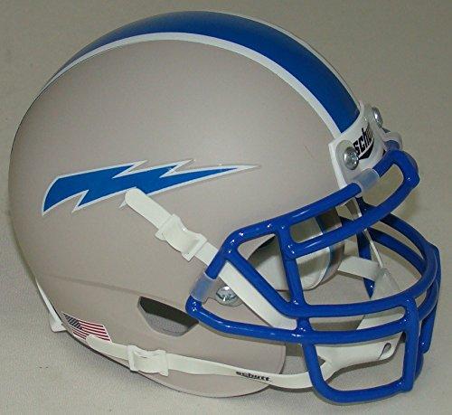 - Air Force Falcons Alternate Grey Schutt Authentic Mini Helmet