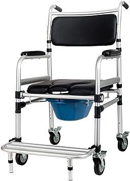 DB Chaise de Commode en Acier chromé, Chaise de Salle de