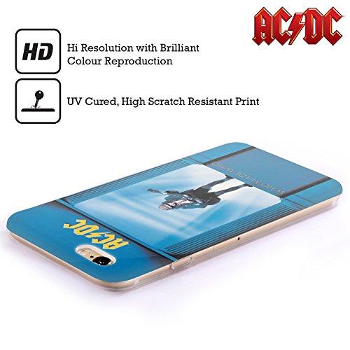 Officiel AC/DC ACDC Qui Fait Qui Couverture D'album Étui Coque en Gel molle pour Apple iPhone 4 / 4S