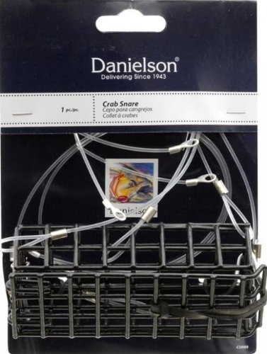 Danielson crab snare rectangular in dubai uae whizz for Fishing pole crab trap