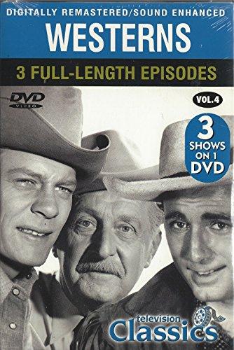 Westerns, Vol. 4, 3 Full Length - Valley Fox Mall