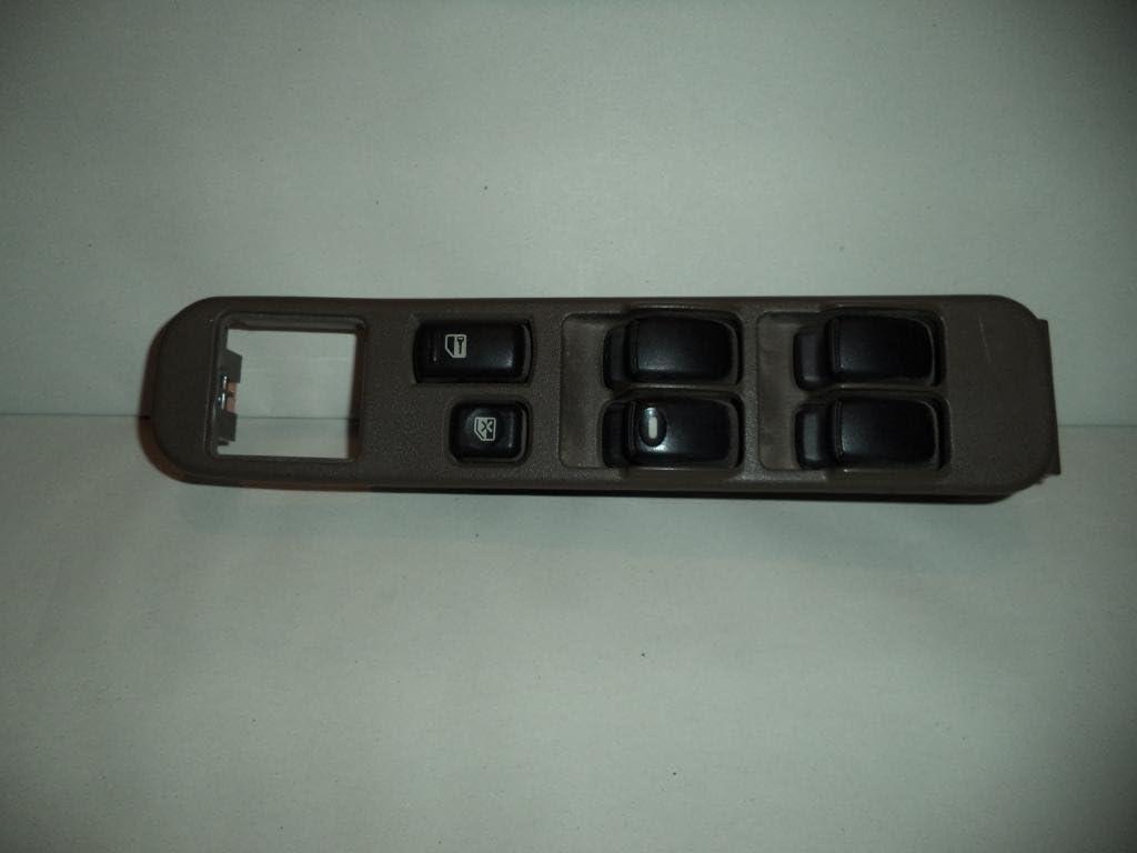 98-99 MITSUBISHI MONTERO DRIVER LEFT SIDE MASTER POWER WINDOW SWITCH