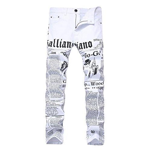 Denim Mens Trousers - 6
