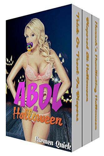 ABDL At Halloween -