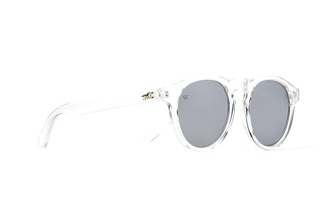 Gafas de sol Wolfnoir, HATHI, Seethrough Silver