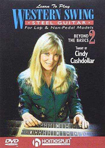 DVD-Learn To Play Western Swing-Steel Guitar- #2