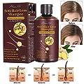 Hair Growth Shampoo, Hair Loss shampoo, Anti-Hair Loss Shampoo, Helps Stop Hair Loss, Grow Hair Fast, Hair Loss Treatment for Men & Women (220mL)