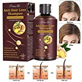 Hair Growth Shampoo, Hair Loss shampoo, Anti-Hair Loss Shampoo, Helps Stop Hair Loss, Grow Hair Fast, Hair Loss Treatment for Men & Women (200mL)