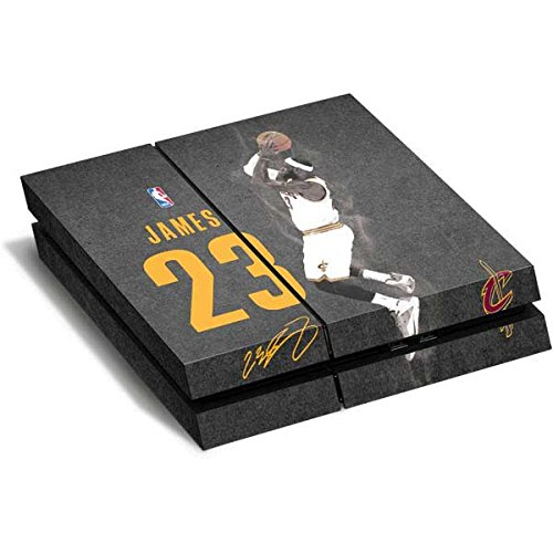 NBA Cleveland Cavaliers PS4 Horizontal (Console Only) Skin - LeBron James Greatest Vinyl Decal Skin For Your PS4 Horizontal (Console Only) by Skinit