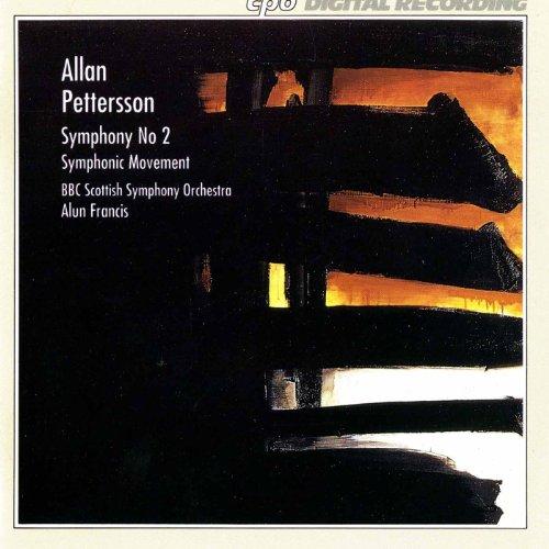 (Pettersson: Symphony No. 2 - Symphonic)