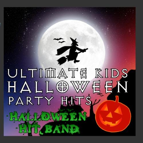 Ultimate Kids Halloween Party Hits