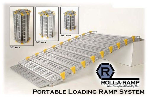 Roll Up Ramp Size: 60