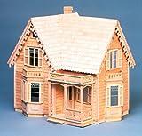 Greenleaf Dollhouse Kit, Westville