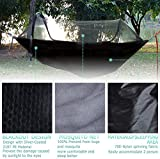 OHMU Camping Hammock with Mosquito Net and