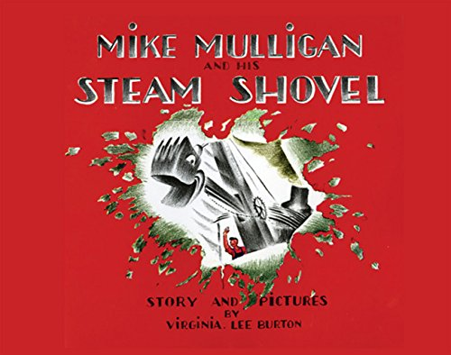 Download Mike Mulligan and His Steam Shovel lap board book PDF