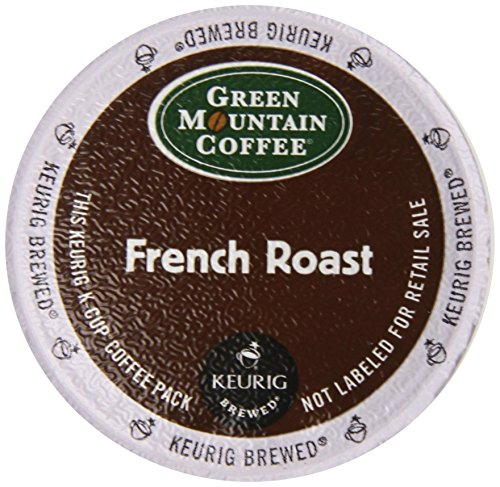 Green Mountain Coffee K-Cups, French Roast, 96-Compute