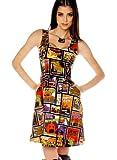 Folter Retro Zombie Monster Dress (XL)
