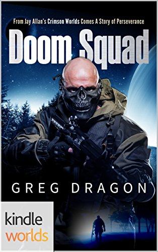 Crimson Worlds: Doom Squad (Kindle Worlds Novella)