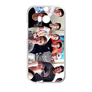 Happy Magcon BOys Cell Phone Case for HTC One M8