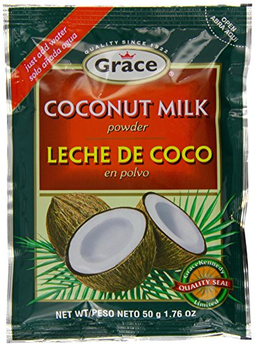 Grace Coconut Milk Powder 50 g (Pack of 12)