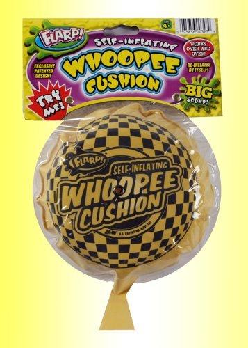 Self-Inflating Whoopie Cushion ()