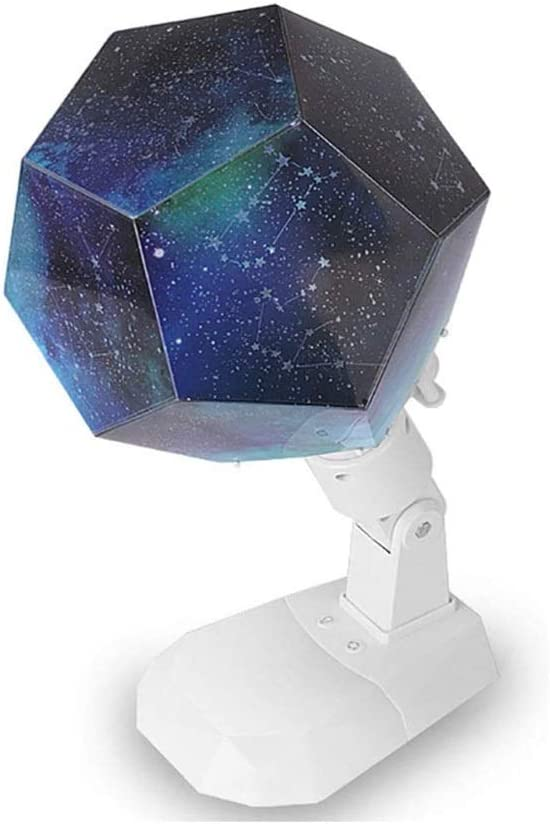 N/A ZPZDD Noche Niño de la Estrella del proyector Ligero de 360 Grados Noche de la lámpara, Regalos de cumpleaños de Navidad for la Novia del niño del bebé