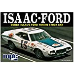C.P.M. MPC MPC839 1:25 Scale Bobby Isaac Ford Torino Stock Car Model Kit from MPC