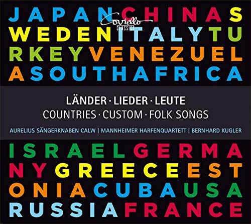 Countries, Custom, Folk Songs - Popular Folks Songs from Around the World