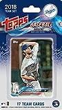2018 Topps Baseball Factory Los Angeles Dodgers Team Set of 17 Cards which includes: Clayton Kershaw(#LD-1), Alex Wood(#LD-2), Julio Urias(#LD-3), Yasmani Grandal(#LD-4), Logan Forsythe(#LD-5), Joc Pederson(#LD-6), Cody Bellinger(#LD-7), Kenta Maeda(#LD-8), Hyun-jin Ryu(#LD-9), Kenley Jansen(#LD-10), Corey Seager(#LD-11), Rich Hill(#LD-12), Justin Turner(#LD-13), Chris Taylor(#LD-14), Yu Darvish(#LD-15), Matt Kemp(#LD-16), Yasiel Puig(#LD-17)