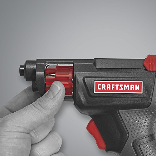 Craftsman 4V Slide Screwdriver by Craftsman